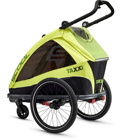 s'cool taXXi Elite - Remolques - for One verde